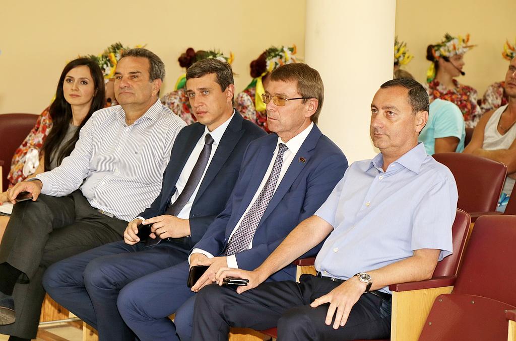 Виктор Тепляков и Виктор Филонов