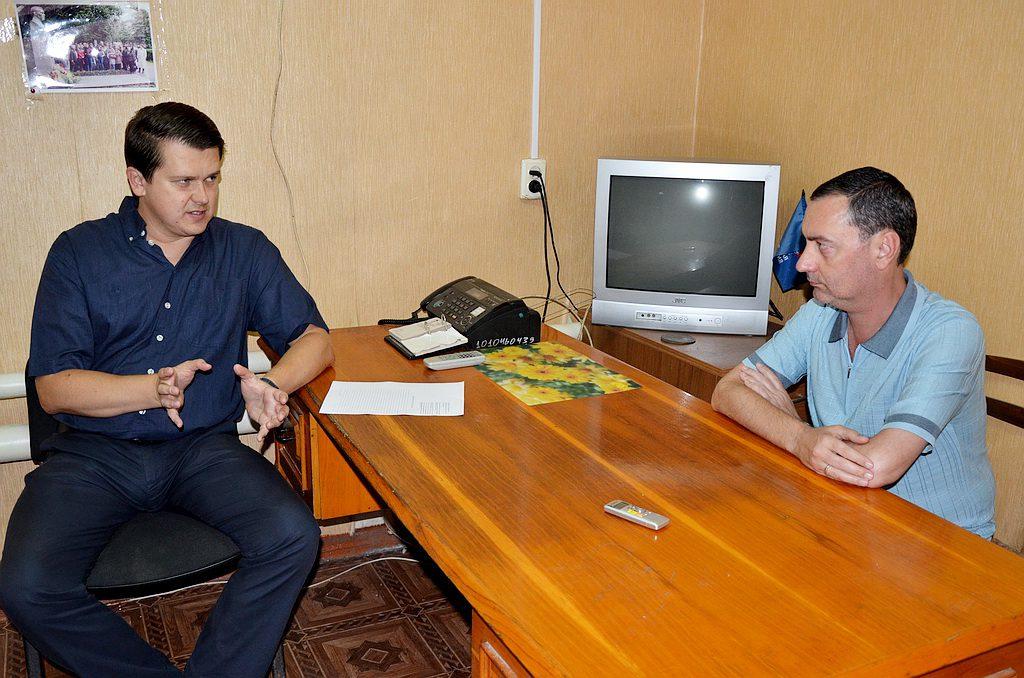 депутат ЗСК Виктор Тепляков