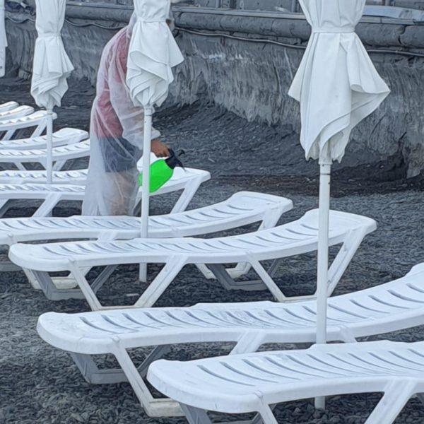 пляж Приморский Сочи