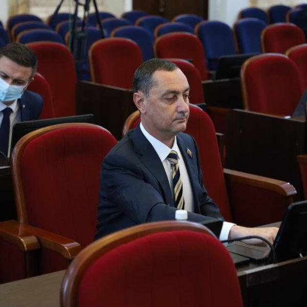 депутат Сочи Виктор Тепляков